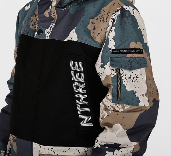 1819 NNN - NTHREE - JACKET - COLLECTION