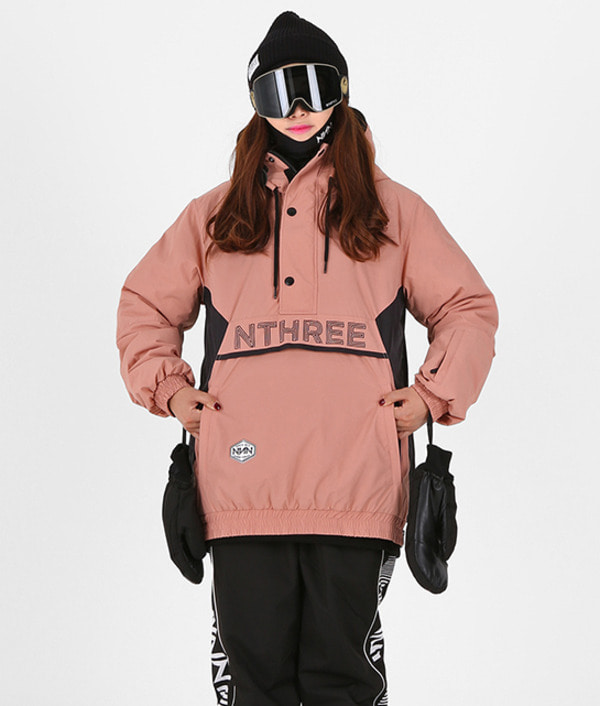 1819 NNN - NTE anorak - JACKET - COLLECTION