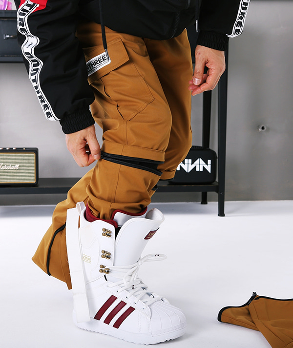 1920 NNN - Double Cargo Jogger & Slim - PANTS - 베이지3